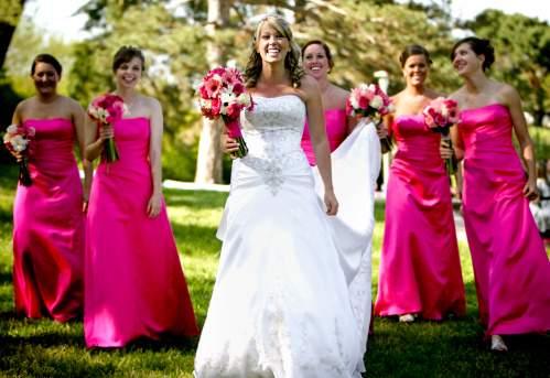 Снится Подружка невесты