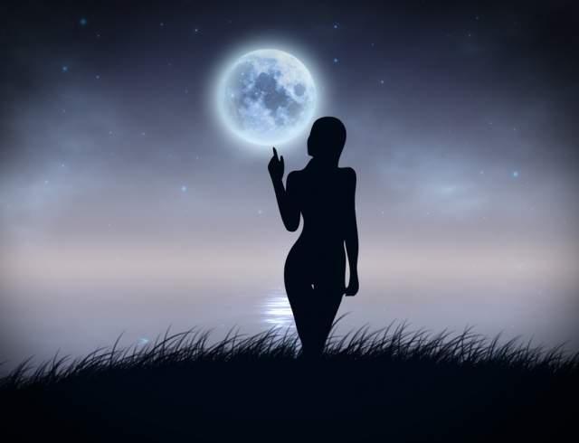 Лунные обряды и приметы