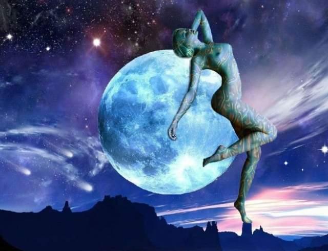 Лунные ритуалы для привлечения богатства
