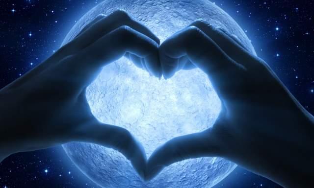 Лунный ритуал чтобы повезло в любви
