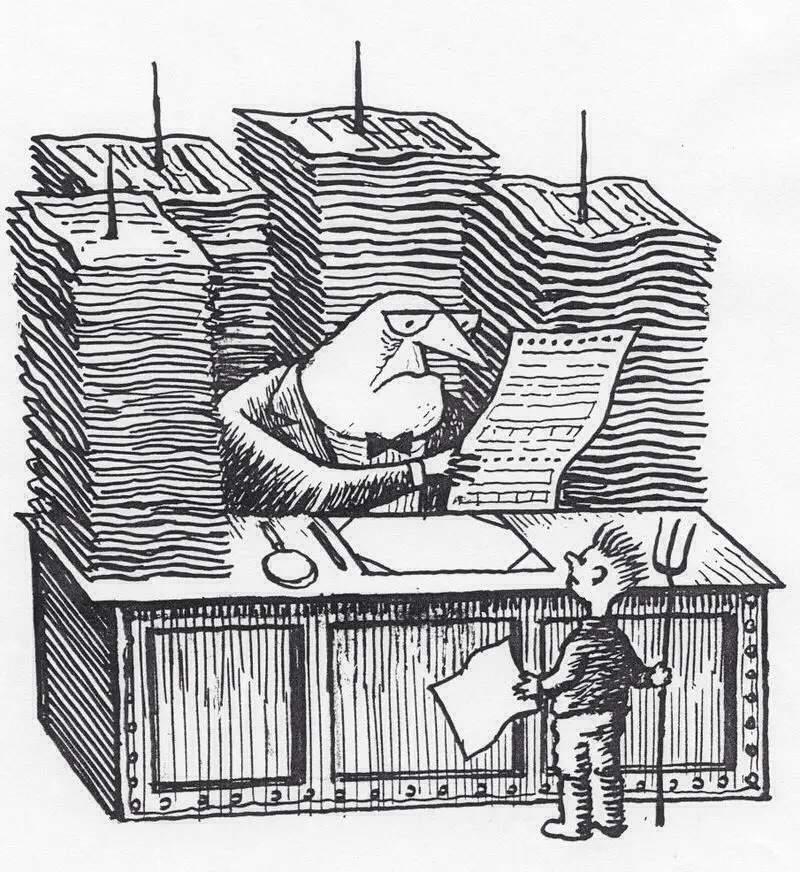 Снится Бюрократия
