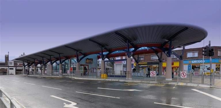 Снится Автобусная станция