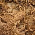 18459 Снится Резьба по дереву