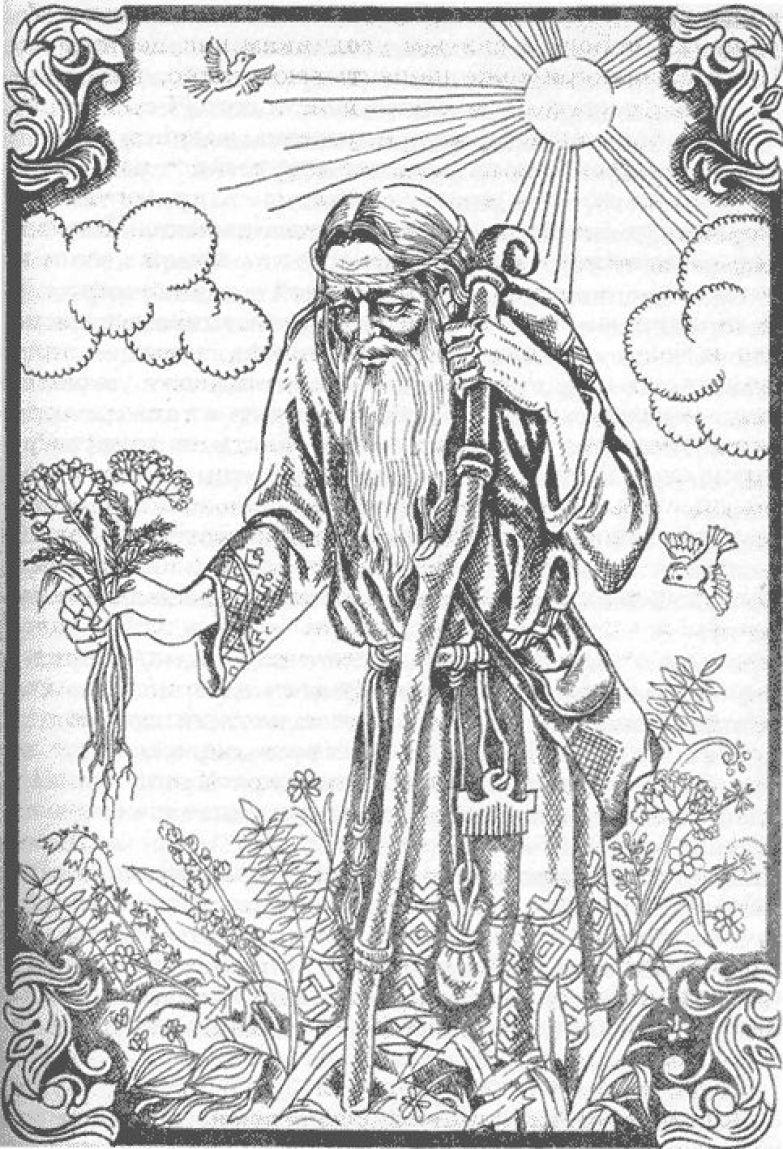 Волхвы (жрецы, ведуны и ведуньи, вещуны и вещуньи)