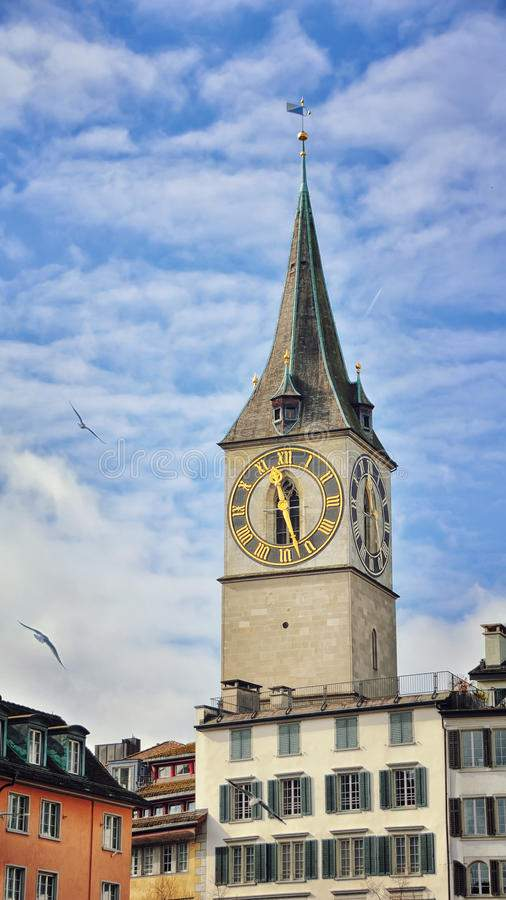 Снится Башня с часами