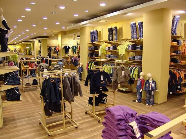Снится Магазин одежды