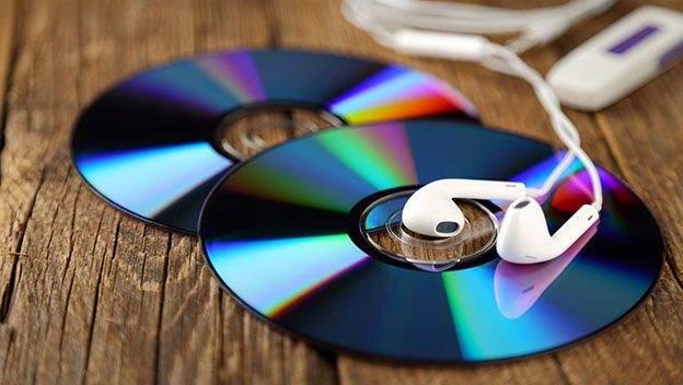 Снится Компакт-диск
