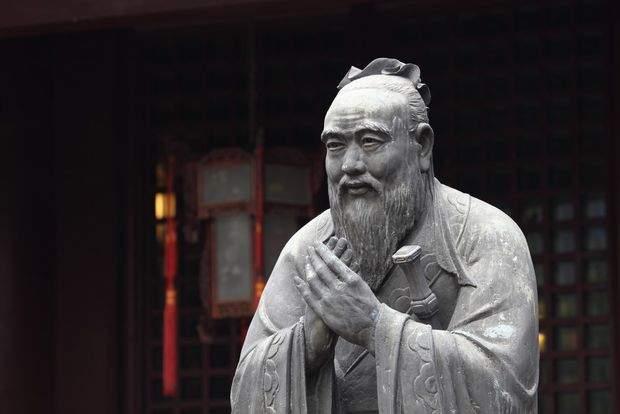 Снится Конфуций