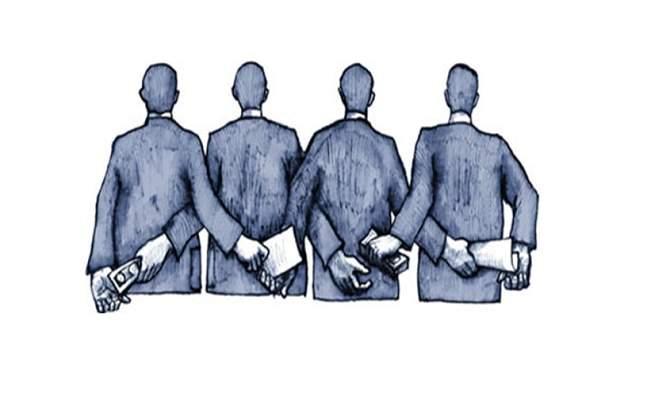 Снится Коррупция