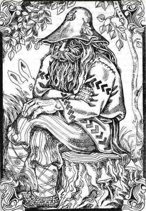 Диверкиз — заячий бог