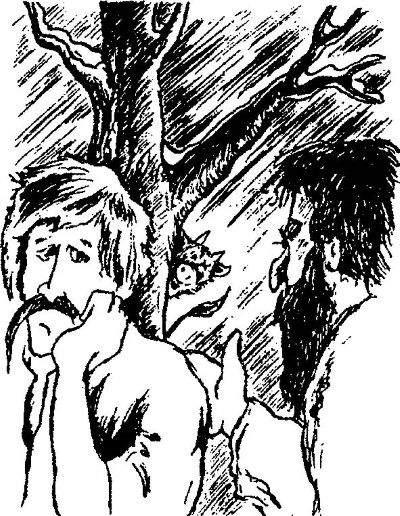 19700 Дикинькие мужички