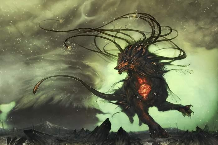 Змей Огненный Волк (Вук Огнезмий)