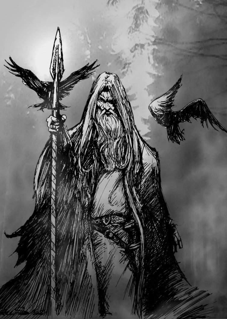 Колдун (чародей, ворожбит)