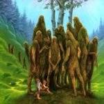 19842 Лесные духи