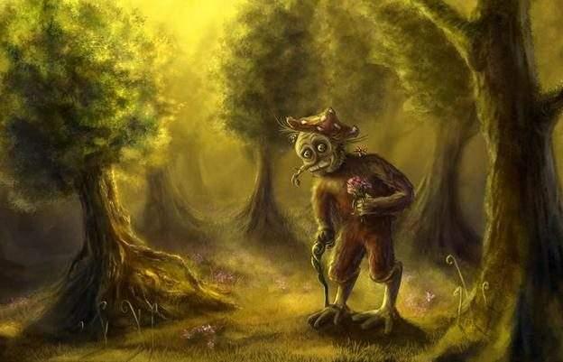 Леший (лесовик, лешак)