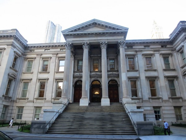 Снится Здание суда
