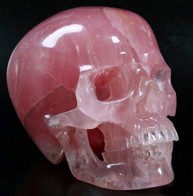 Снится Хрустальный череп