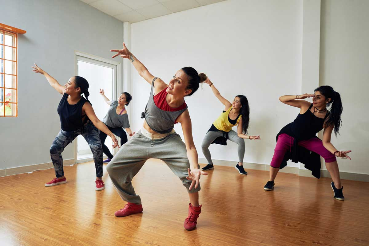 Снится Танцевальный класс