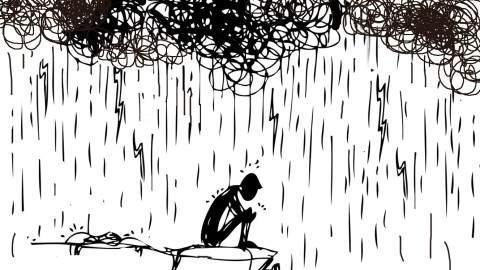 Снится Депрессия