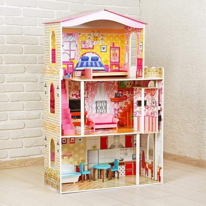 Снится Кукольный дом