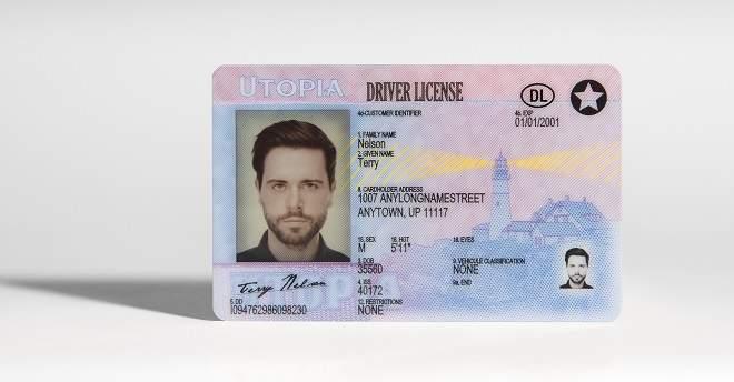 Снится Водительское удостоверение