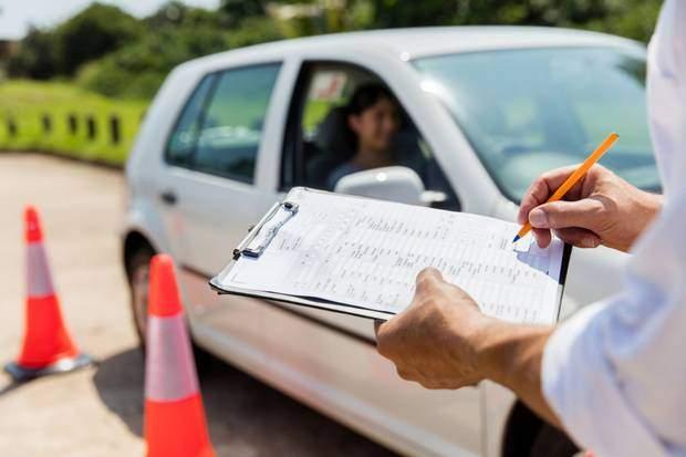 Снится Тест на вождение