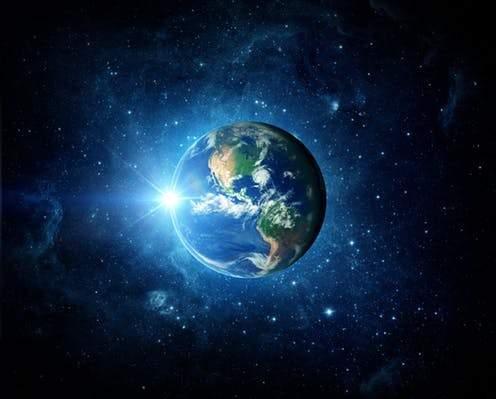 Снится Земной шар
