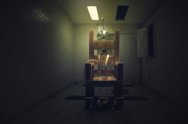 Снится Электрический стул