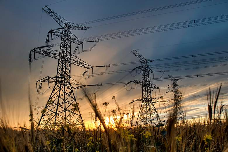 Снится Электрическая Башня