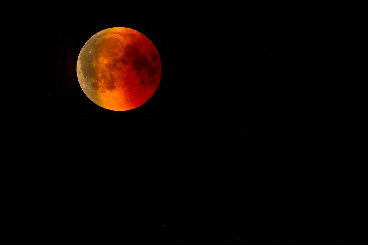 Лунное затмение и полнолуние 5 июля 2020 года: закрывается коридор затмений