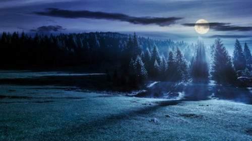 Лунная дорожка толкование сонника