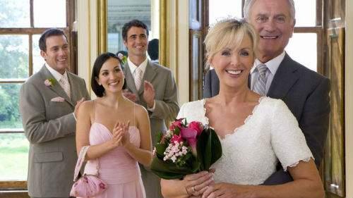 Мама в свадебном платье толкование сонника