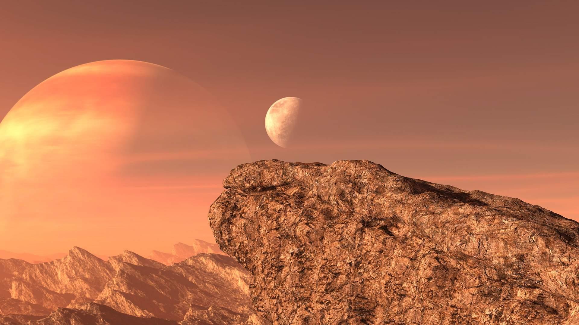 21259 14 октября 2020 года - противостояние Марса