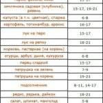 21347 Лунный календарь стрижек на май 2021