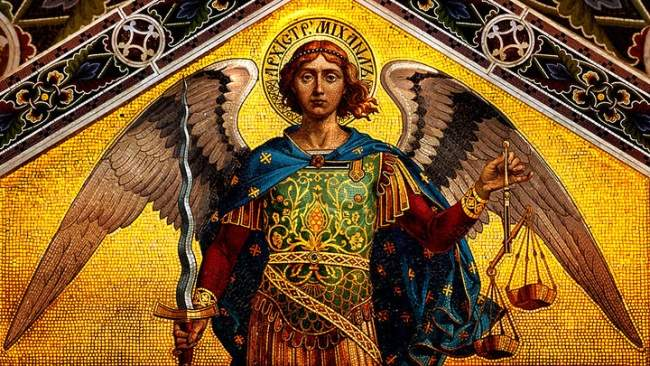 21531 21 ноября - Михайлов день. Попросите у архангела Михаила благополучия и достатка