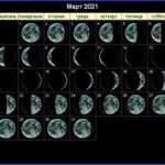 21429 Церковный православный календарь на май 2021 года