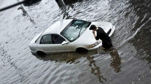 Машина в воде толкование сонника