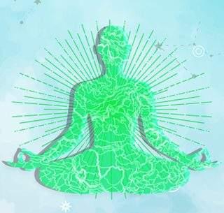 зелёная душа